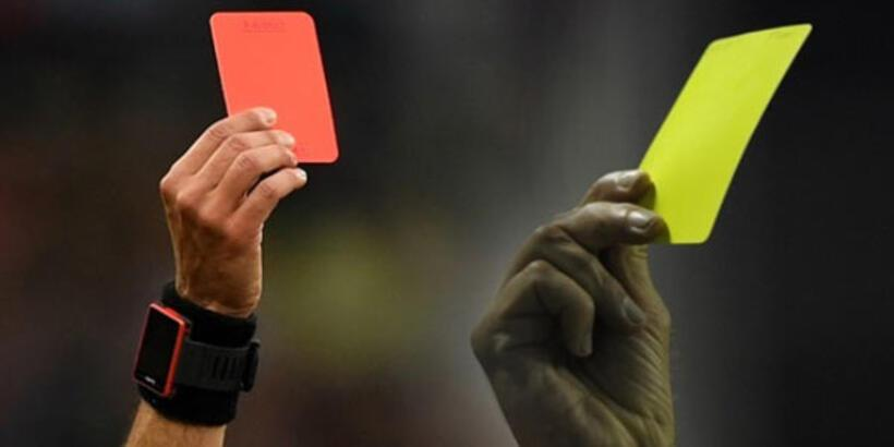 Spor Toto 1. Lig'de kart raporu