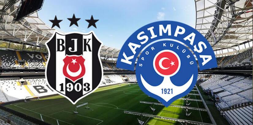 Beşiktaş Kasımpaşa maçı ne zaman saat kaçta hangi kanalda?