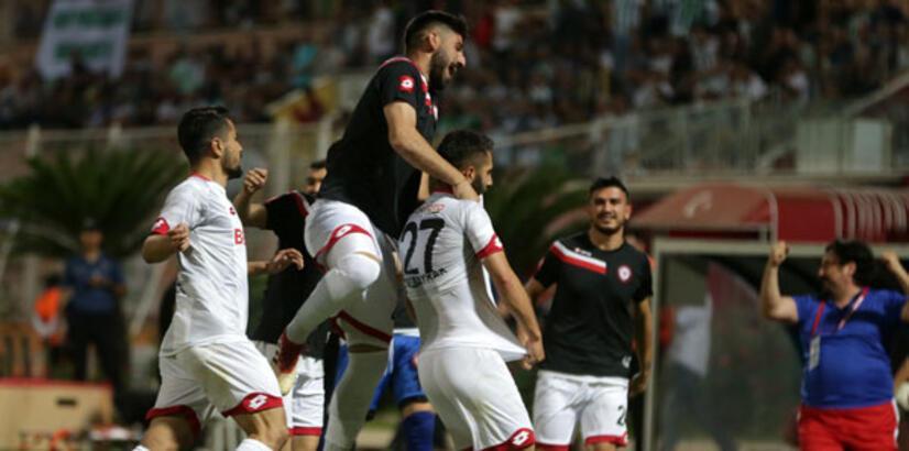 Yeni Çorumspor, TFF 2. Lig'e yükseldi