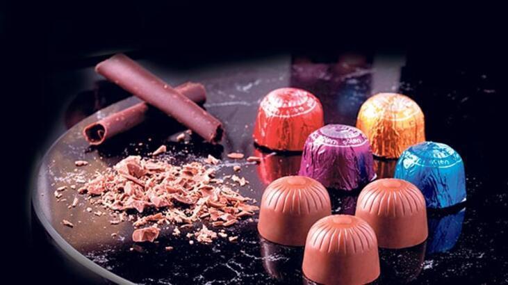 Çikolataya hücum!