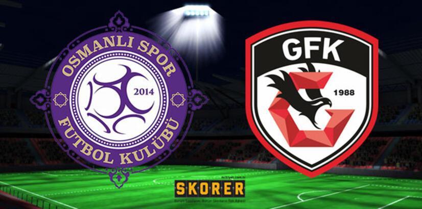 Gazişehir Gaziantep penaltılarla finale yükseldi!