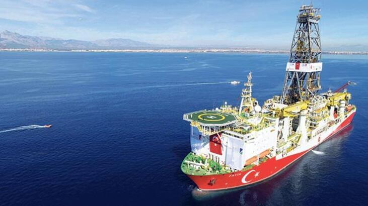 Petrol ve doğal gaz Akdeniz'i ısıtıyor