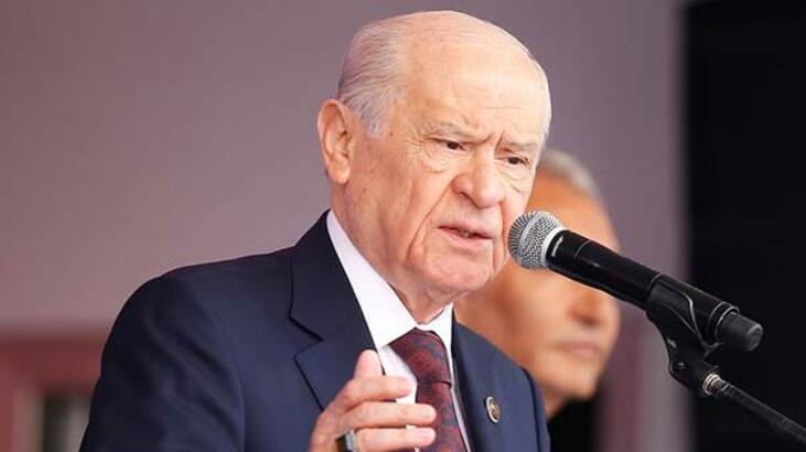 Devlet Bahçeli'den Yargı Reformu değerlendirmesi: MHP umut verici bulmuştur