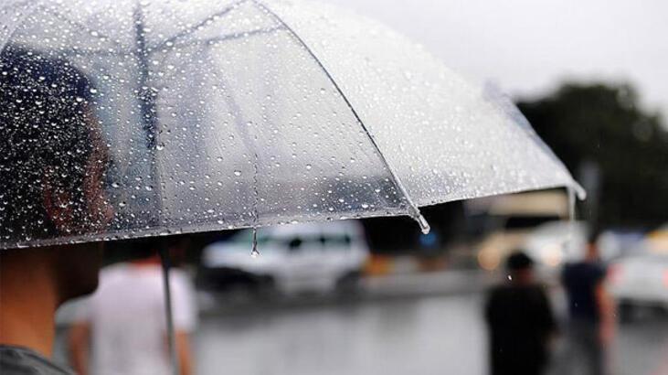 Son dakika: İstanbul ve Ankara'ya yağmur geliyor! Meteoroloji saat verdi