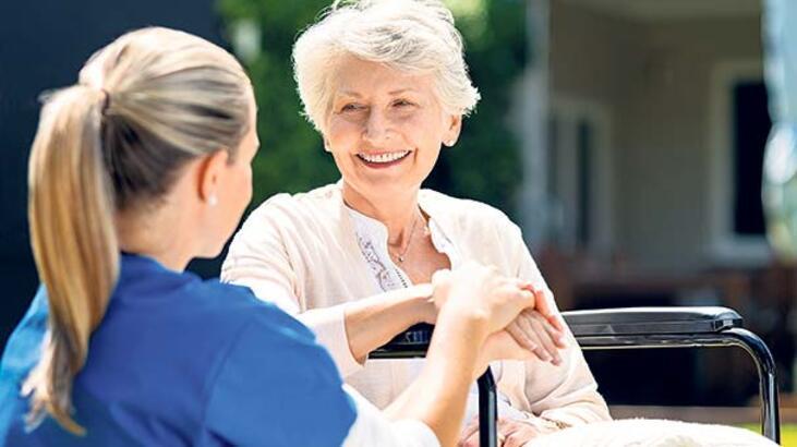 Bir yaşlının aylık bakımı 5 bin TL