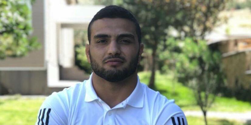Feyzullah Aktürk'ten altın madalya