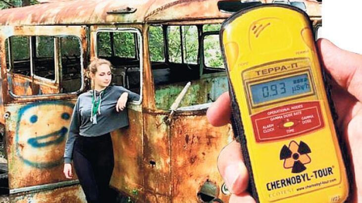 Çernobil turlarına tepki