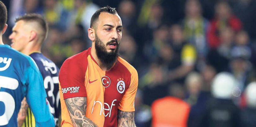 Kostas Mitroglou direniyor