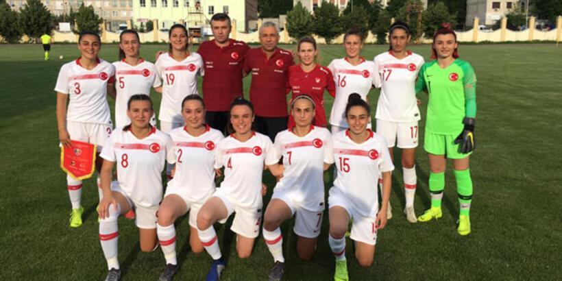 Kadın A Milli Futbol Takımı'nın rakibi Moldova