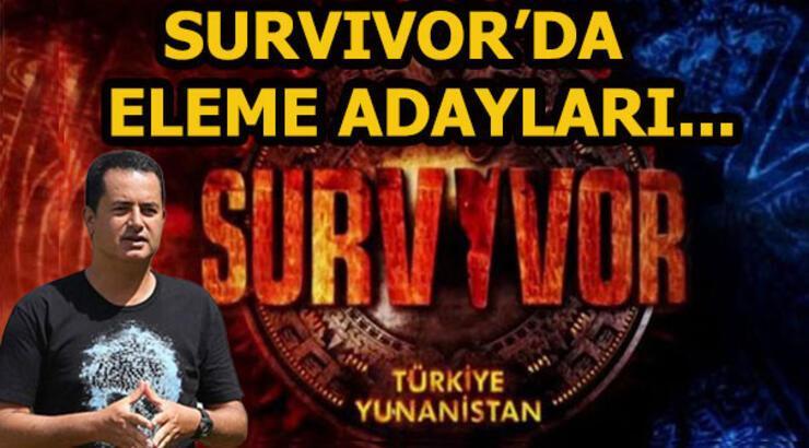 Survivor'da dokunulmazlığı hangi takım kazandı? Survivor'da haftanın eleme adayları...