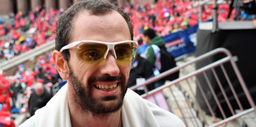 Guliyev, Fas'ta ikinci oldu