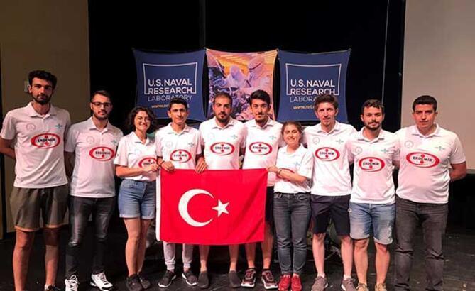 NASA'nın uydu yarışmasına Türk üniversiteleri damga vurdu!