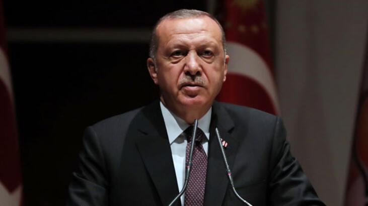 Cumhurbaşkanı Erdoğan'dan 'Dünya Çölleşmeyle Mücadele Günü' mesajı