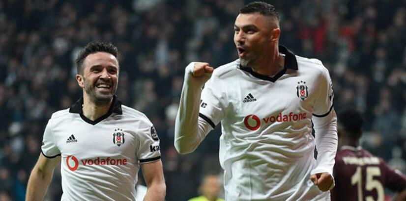 Beşiktaş'ta Lecce ile Burak Yılmaz pazarlığı!