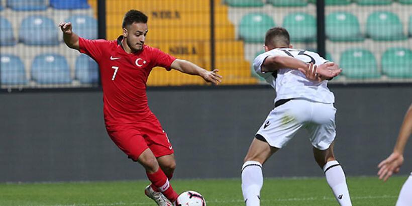 Trabzonspor'da ikinci transfer Yusuf Sari