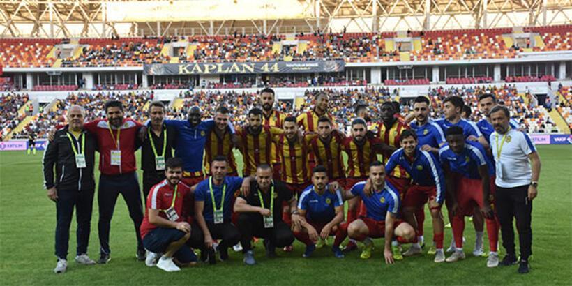 Yeni Malatyaspor'un rakibi Olimpija Ljubljana/RIGAS FS maçının galibi