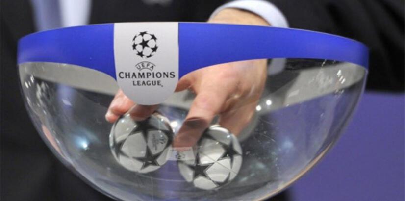 UEFA Şampiyonlar Ligi'nde 1. ön eleme turu kuraları çekildi