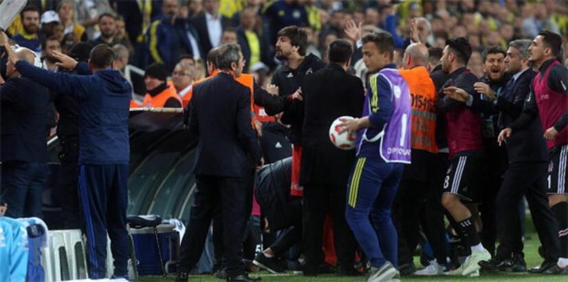 Olaylı Fenerbahçe - Beşiktaş derbisi soruştumasında 3 kişiye dava açıldı!