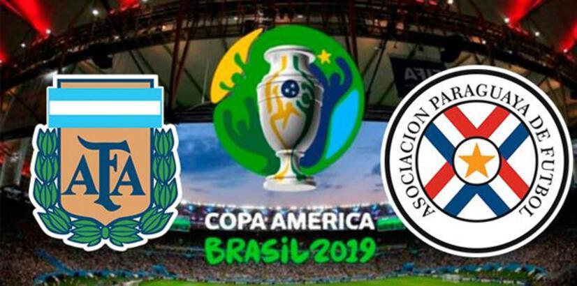 Arjantin Paraguay maçı ne zaman saat kaçta hangi kanalda? Copa America 2019