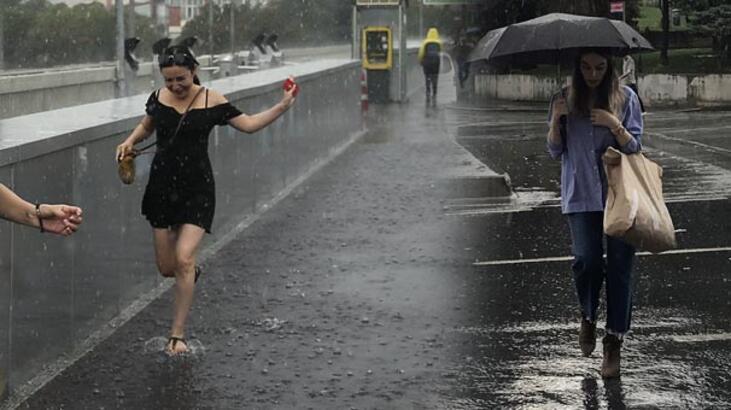 Meteoroloji'den son dakika uyarısı! O bölgelerde yaşayanlar dikkat...