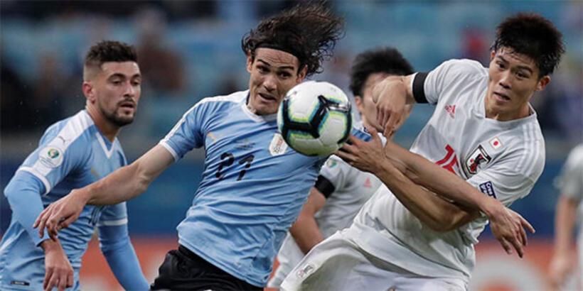 Uruguay-Japonya: 2-2