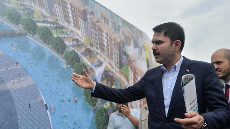 """Kurum'dan """"kentsel dönüşümde yeni yönetmelik"""" açıklaması"""
