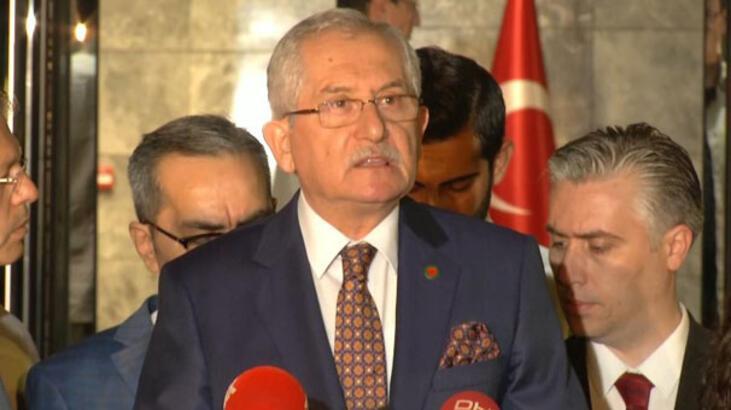 Son dakika... YSK Başkanı'dan İstanbul açıklaması