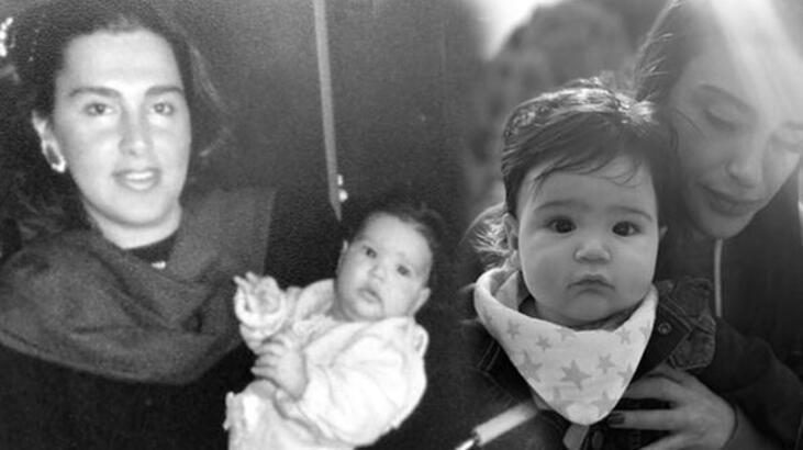 Aslıhan Doğan Turan'ın paylaşımı olay oldu: Galiba aynımı doğurdum