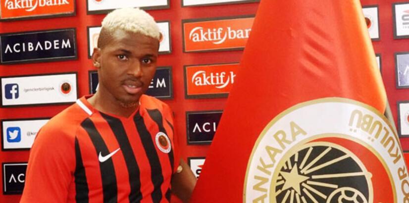Gençlerbirliği, Sadio Diallo'yu renklerine bağladı