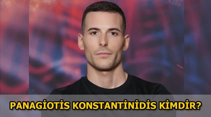 Panagiotis Konstantinidis kimdir? Survivor Konstantinidis elendi mi?
