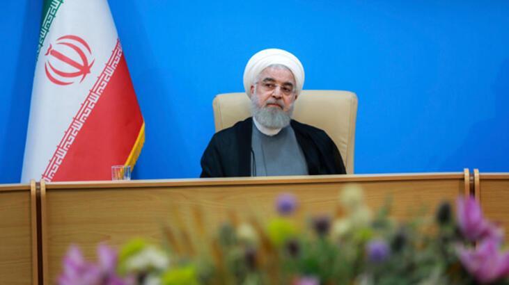Ruhani'den Trump'a: Siz müzakere peşinde değilsiniz