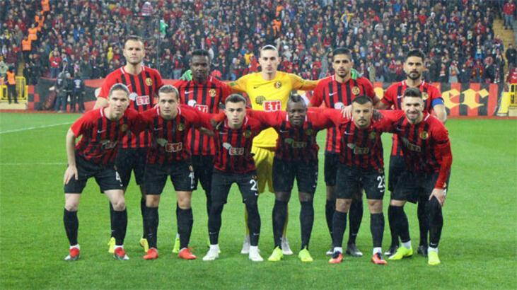 Eskişehirspor'a - 6 puan kapıda