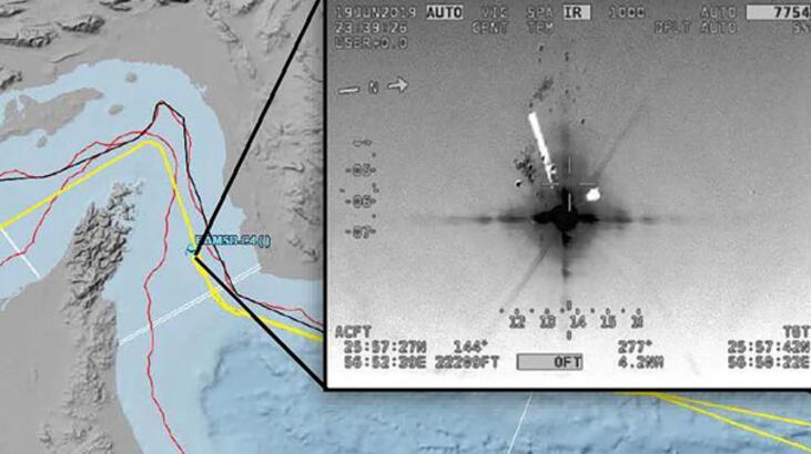 Rusya: Vurulan ABD droneu İran hava sahasındaydı