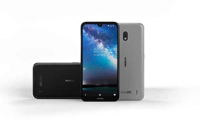 Nokia 2.2 tanıtıldı! İşte özellikleri