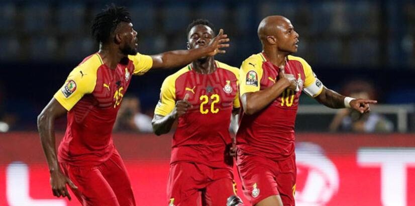 Gana - Benin: 2-2