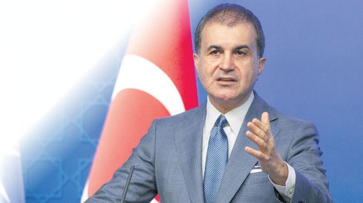 AK Parti Sözcüsü Ömer Çelik: Kara propaganda odakları cevaplarını almışlardır