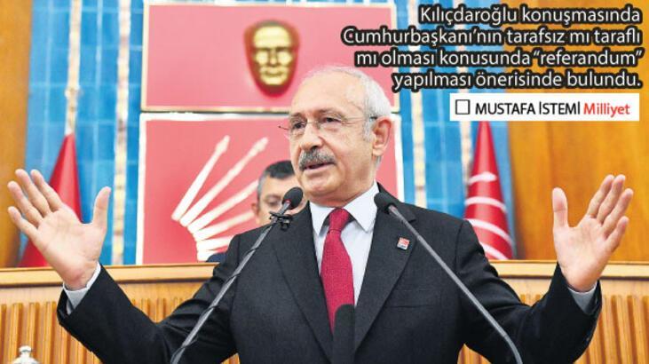 CHP lideri Kılıçdaroğlu'ndan tüm partilere çağrı: Güçlü demokratik bir sistem kuralım