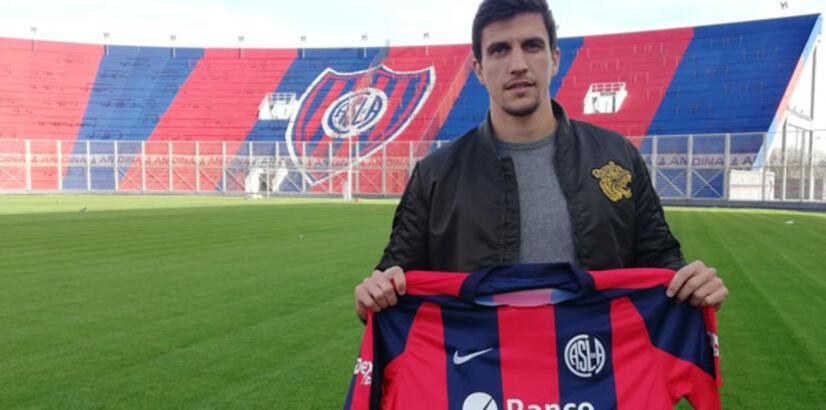 Bursaspor'da bir ayrılık daha: Vergini, Arjantin'e döndü