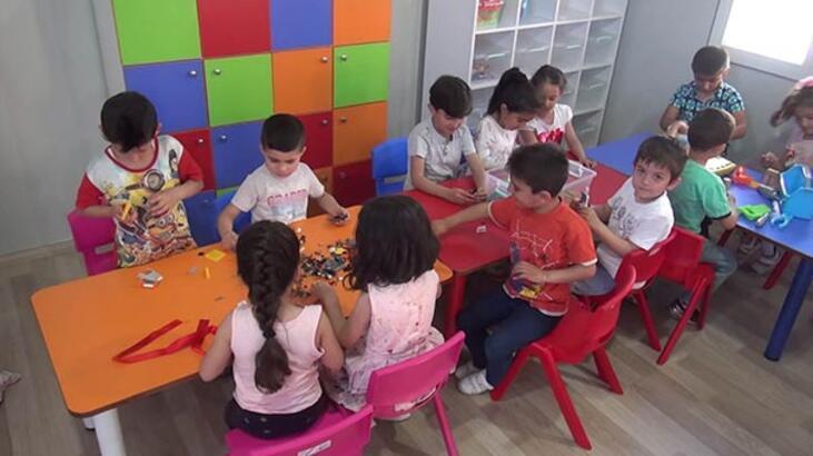 Mağdur çocuklara Türkiye kucak açtı