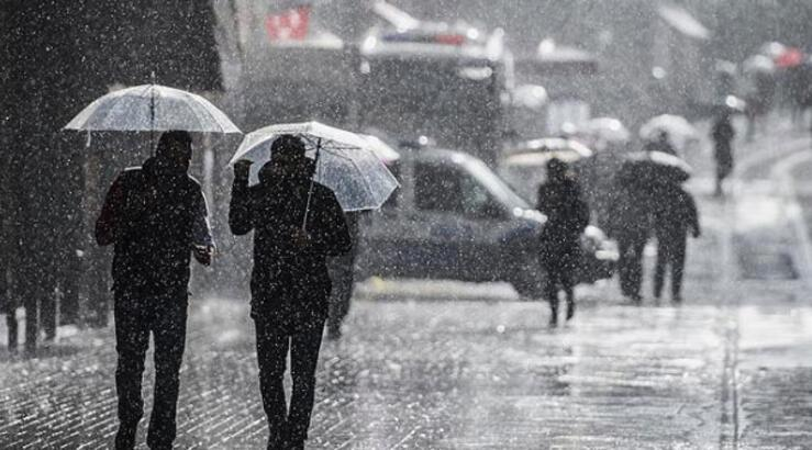 Hafta sonu hava durumu nasıl olacak? Marmara için sağanak uyarısı