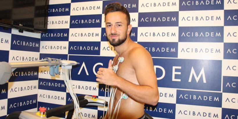 Beşiktaş'ta sağlık kontrolleri sürüyor