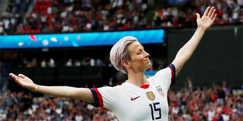 ABD, Dünya Kupası'nda yarı finale yükseldi