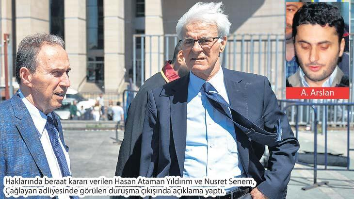 Ergenekon'da tüm sanıklara beraat