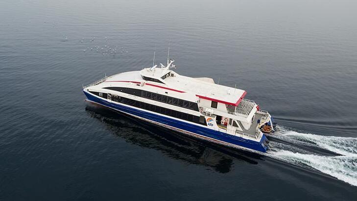 Tekirdağ- Marmara Adası- Avşa Adası hattı açılıyor