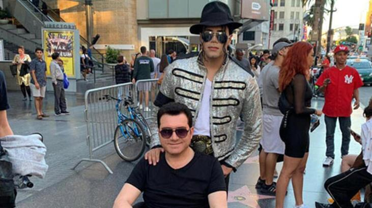 Murat Kurşun'a Michael Jackson sürprizi