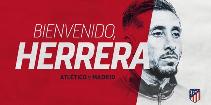 Herrera, Atletico Madrid'de