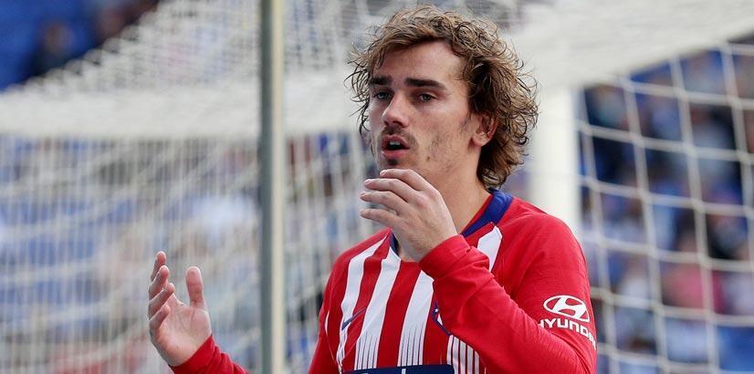 Atletico'dan Barcelona ve Griezmann'a sert eleştiri