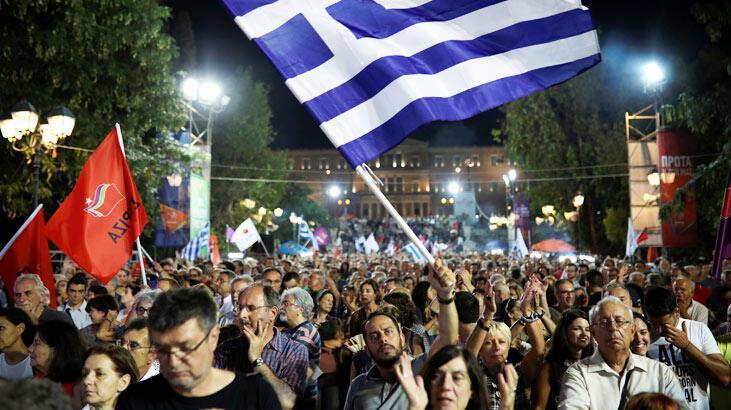 Yunanistan'da kritik seçim yarın
