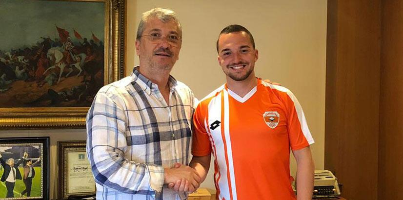 Adanaspor'a Almanya'dan transfer!