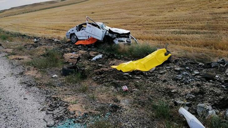 Başkent'te feci kaza: 4 kişi hayatını kaybetti